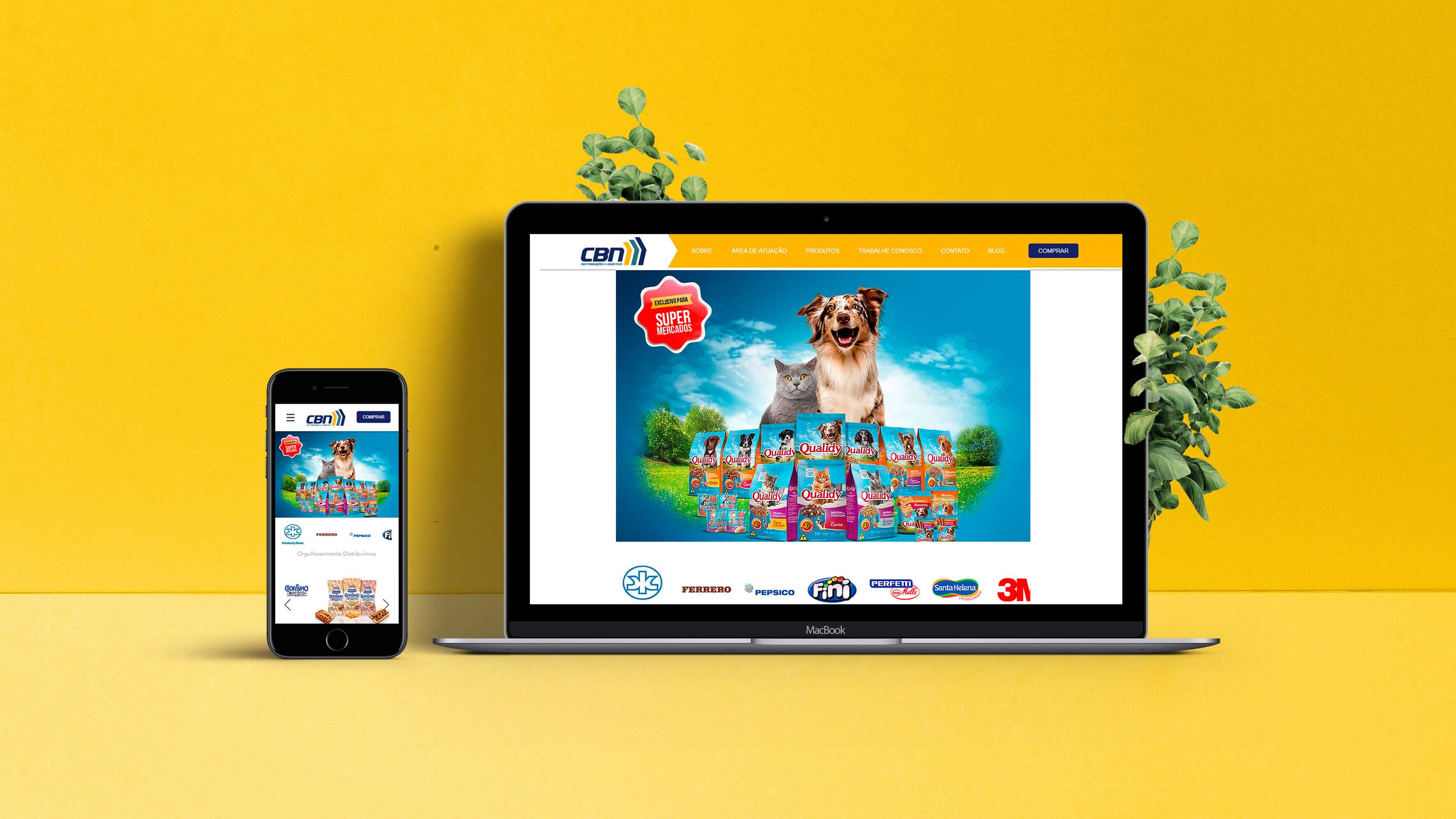 Websites | Booom Criative - Agência de Marketing Digital em Curitiba